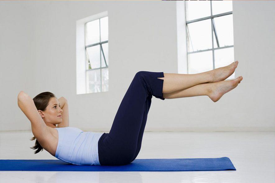4 pasos para obtener un abdomen firme y uniforme