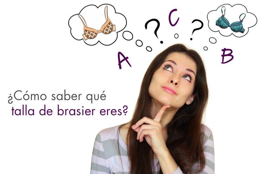 ¿Cómo saber en qué talla de brasier quedaste luego de una cirugía de aumento de senos?  Sigue el paso a paso.